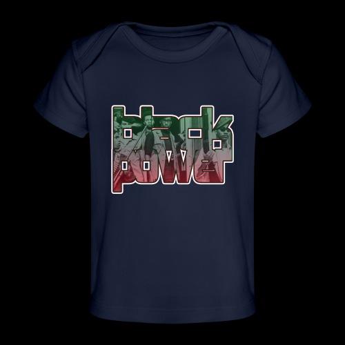 Black Power - Baby Organic T-Shirt