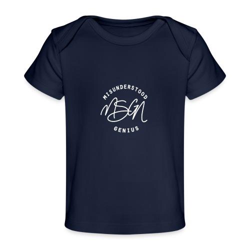 MSGN Logo - Baby Organic T-Shirt