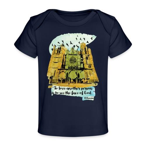 El camino - Baby Organic T-Shirt