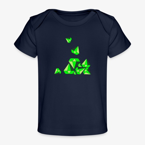 dropagem - Baby Organic T-Shirt