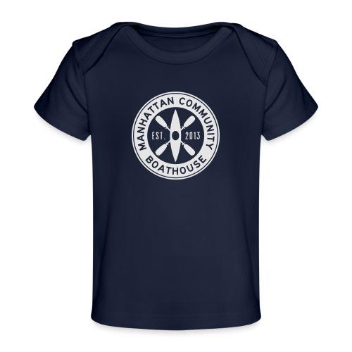 MCBH Logo - Baby Organic T-Shirt
