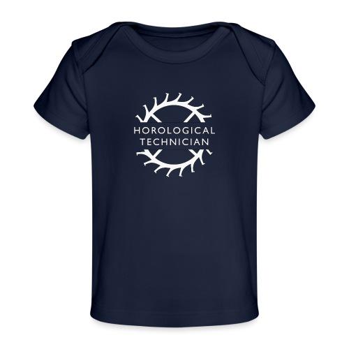 Horological Technician - White - Baby Organic T-Shirt