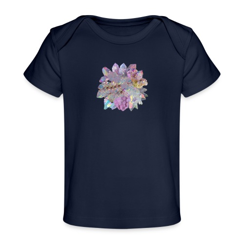 CrystalMerch - Baby Organic T-Shirt