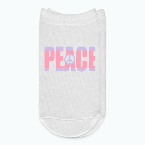 PEACE - Ankle Socks