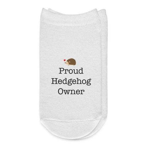Proud Hedgehog Owner - Ankle Socks