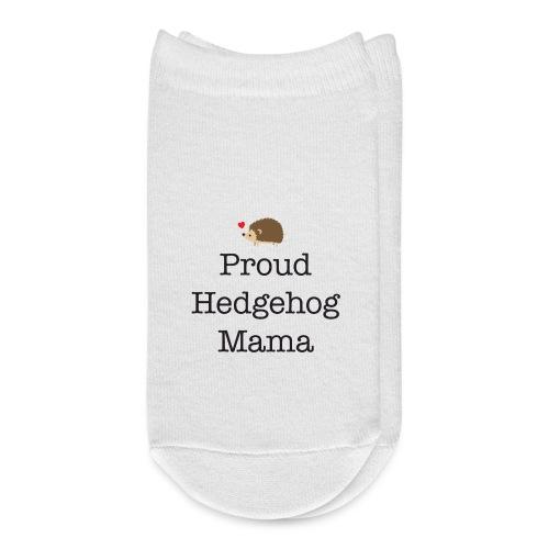 Proud Hedgehog Mama - Ankle Socks