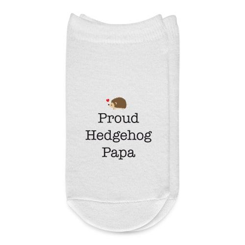 Proud Hedgehog Papa - Ankle Socks