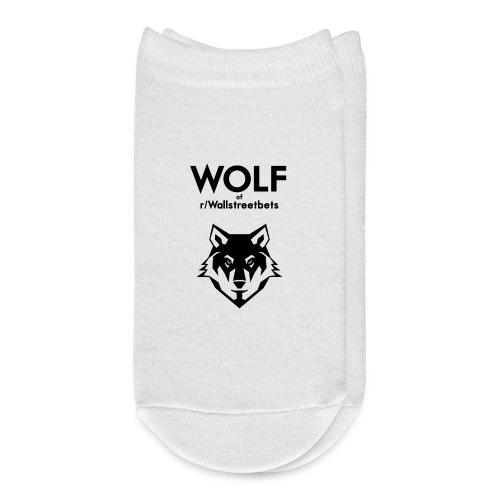 Wolf of Wallstreetbets - Ankle Socks