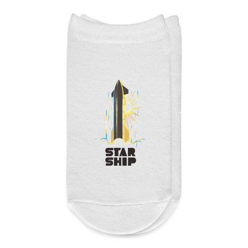 Star Ship Earth - Light - Ankle Socks