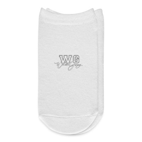 WG design white - Ankle Socks