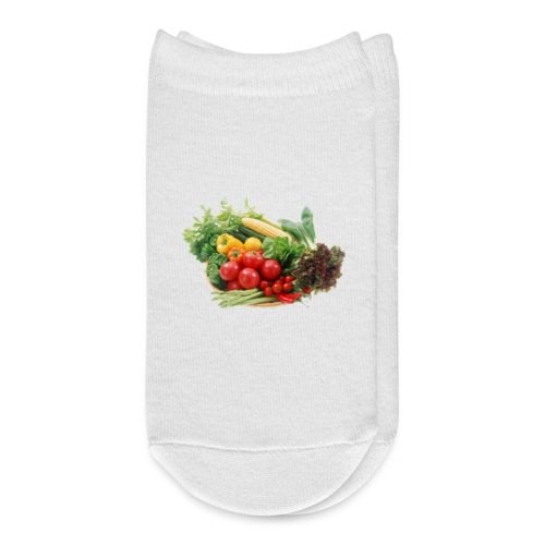 vegetable fruits - Ankle Socks