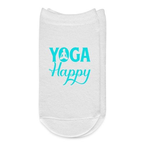 Yoga Makes me Happy - Ankle Socks