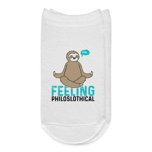 Feeling Philoslothical - Ankle Socks