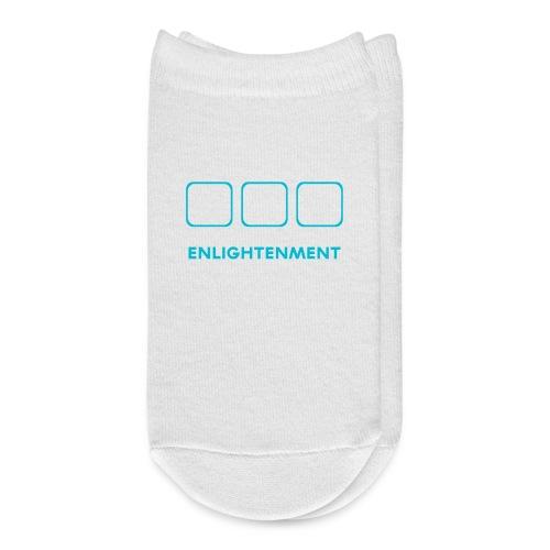Yoga the Element of Enlightenment - Ankle Socks