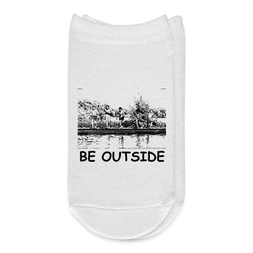 Be Outside - Ankle Socks
