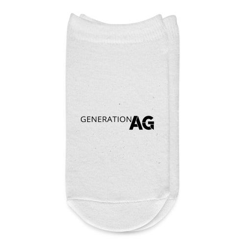 Generation Ag Black - Ankle Socks