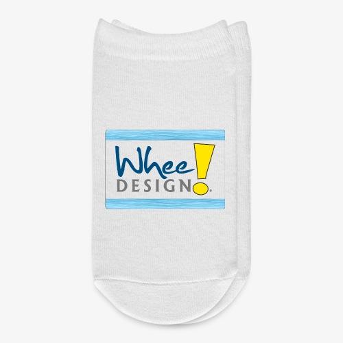 Whee! Design Logo - Ankle Socks