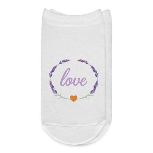 Lavender Love - Ankle Socks