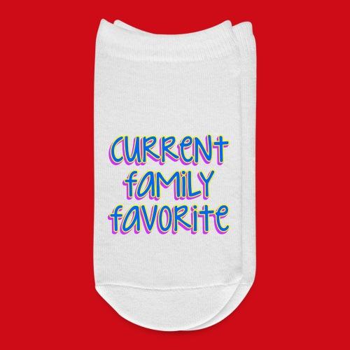 Current Family Favorite - Ankle Socks