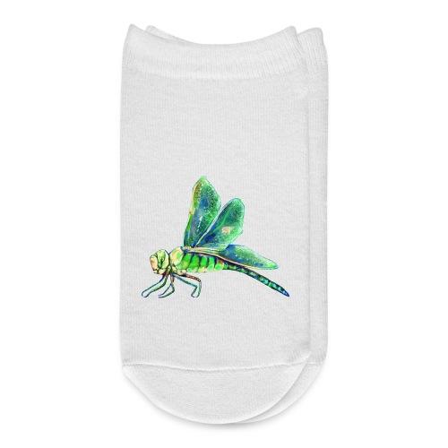 green dragonfly - Ankle Socks