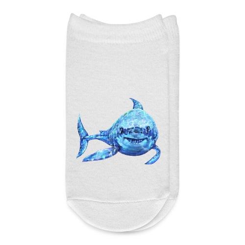sharp shark - Ankle Socks