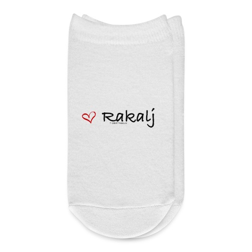 I love Rakalj - Ankle Socks