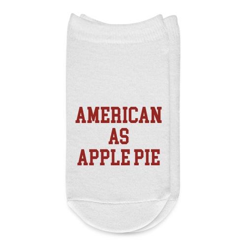 American as Apple Pie - Ankle Socks