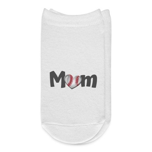 Baseball Mom - Ankle Socks