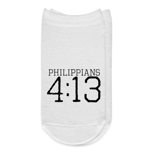 philippians 4:13 - Ankle Socks