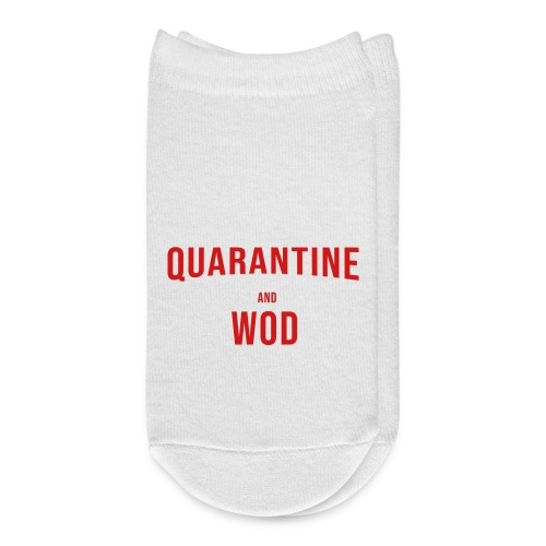 QUARANTINE & WOD - Ankle Socks