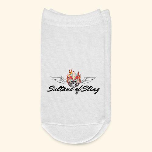 Sultans of Sling Shirt Logo - Ankle Socks