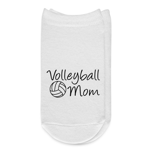 Volleyball Mom - Ankle Socks