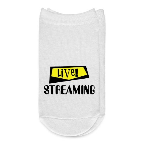 Live Streaming - Ankle Socks