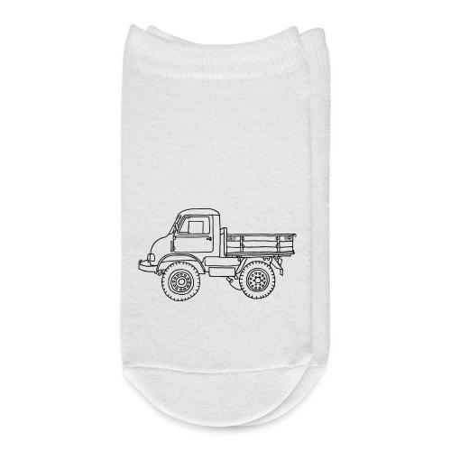 Off-road truck, transporter - Ankle Socks