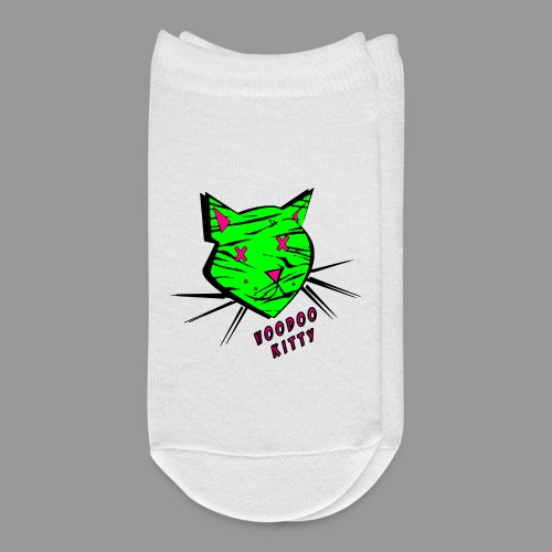Voodoo Kitty - Ankle Socks