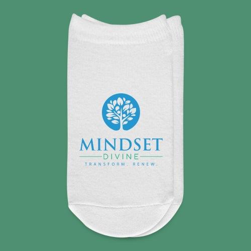 Mindset Divine logo 01 - Ankle Socks