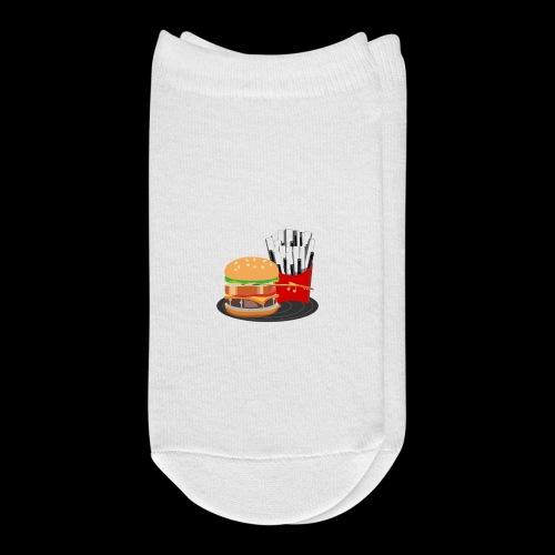 Fast Food Rocks - Ankle Socks