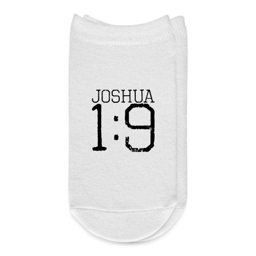 Joshua 1:9 - Ankle Socks
