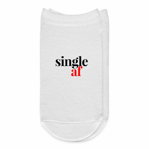 SINGLE AF - Ankle Socks