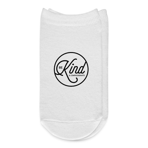 Be Kind and Compassionate - Ankle Socks
