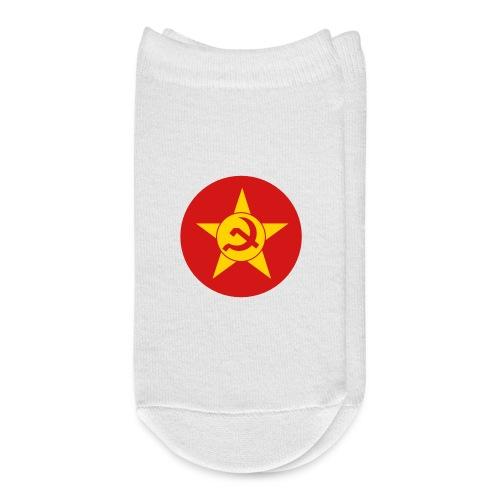 Soviet Union Symbol (dark) - Axis & Allies - Ankle Socks