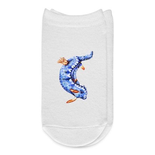 Blue Sea slug - Ankle Socks