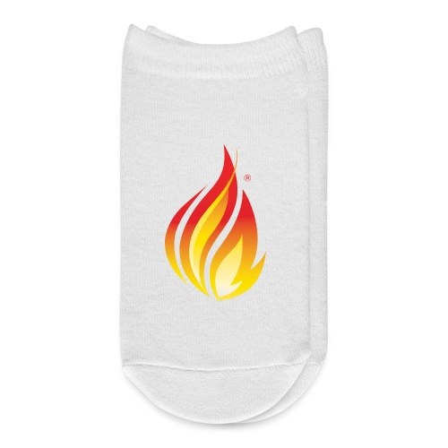 HL7 FHIR Flame Logo - Ankle Socks