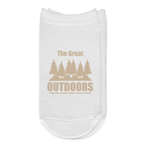 The great outdoors - Clothes for outdoor life - Ankle Socks