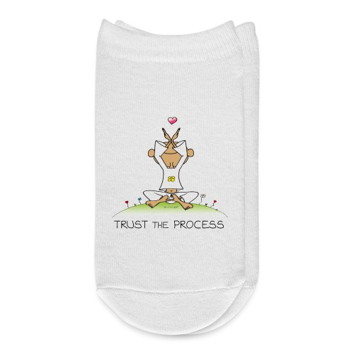 Trust the Process - Ankle Socks