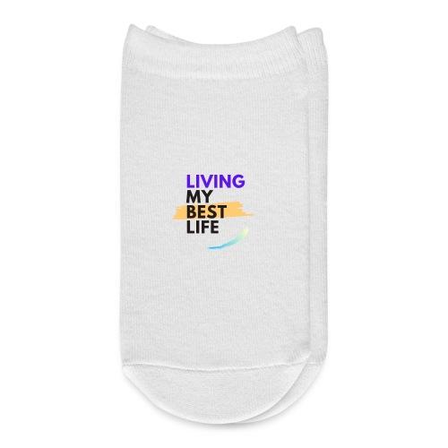 living my best life - Ankle Socks