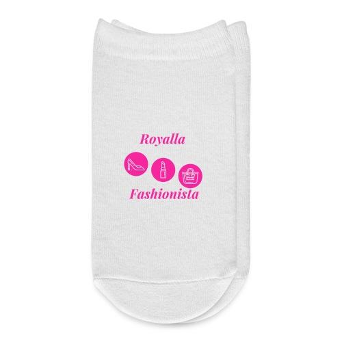 Royalla Fashionista - Ankle Socks