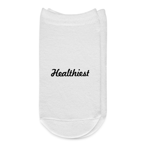 Sick Healthiest Sticker! - Ankle Socks