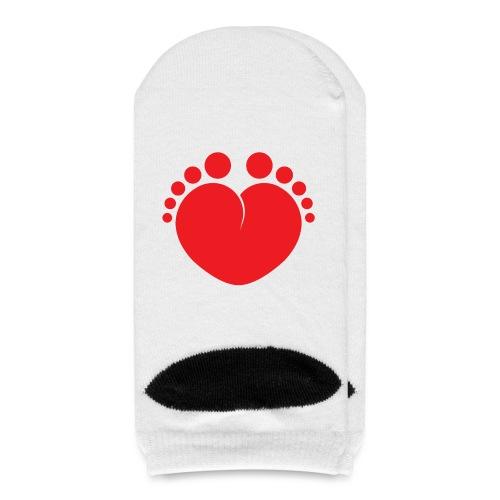 Heart 'n' Sole - Ankle Socks