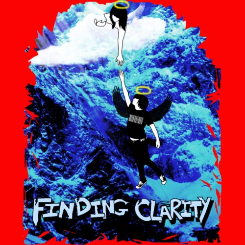 SANTA CLAUS IS THE MAN - Canvas Backpack